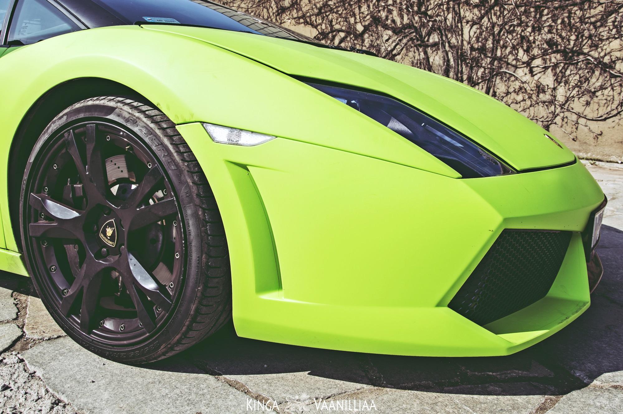 Hulk – Lamborghini Gallardo