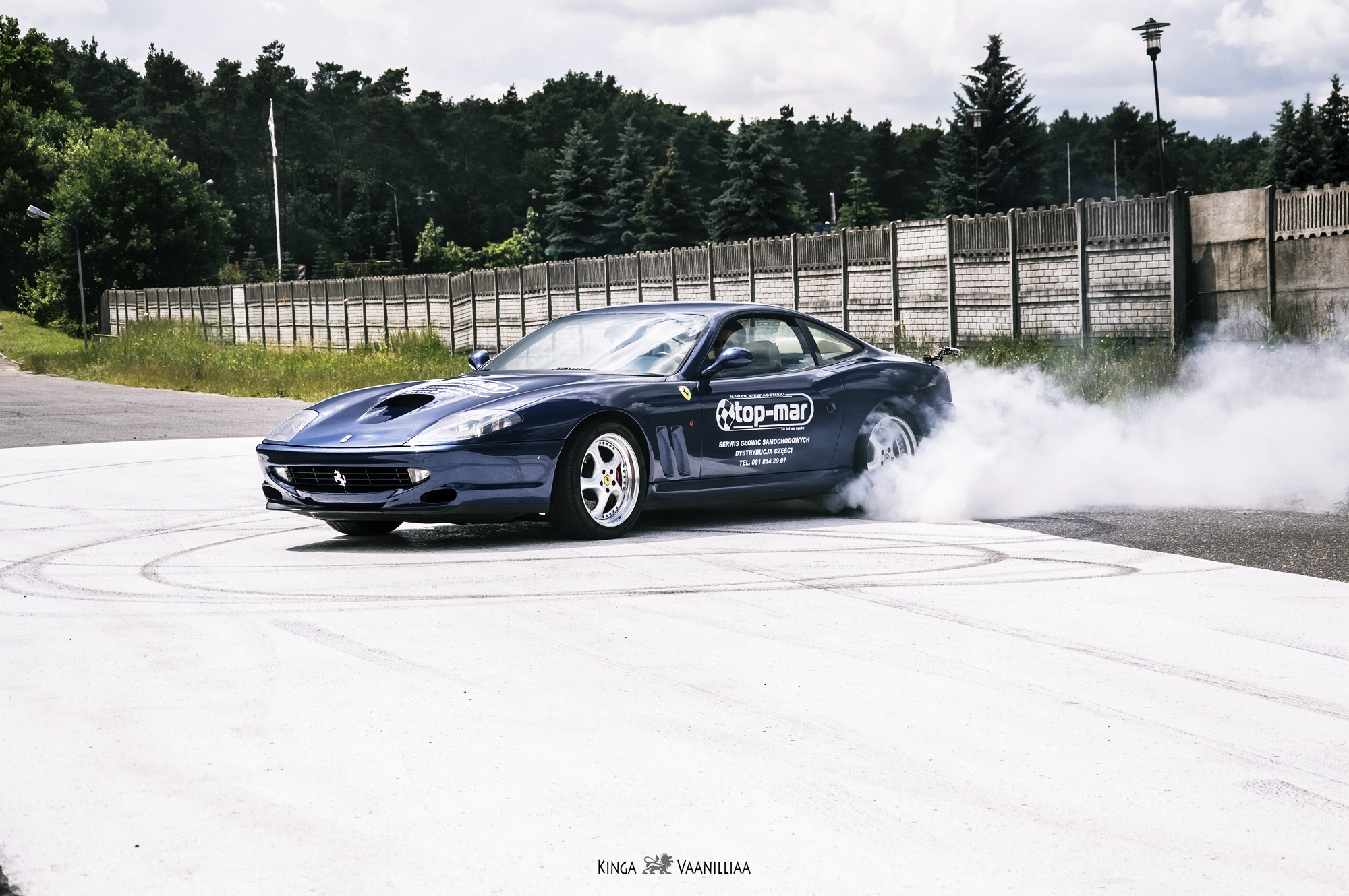 Bankier – Ferrari 550