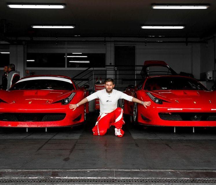 Ferrari lifestyle – Josh Cartu [PL]