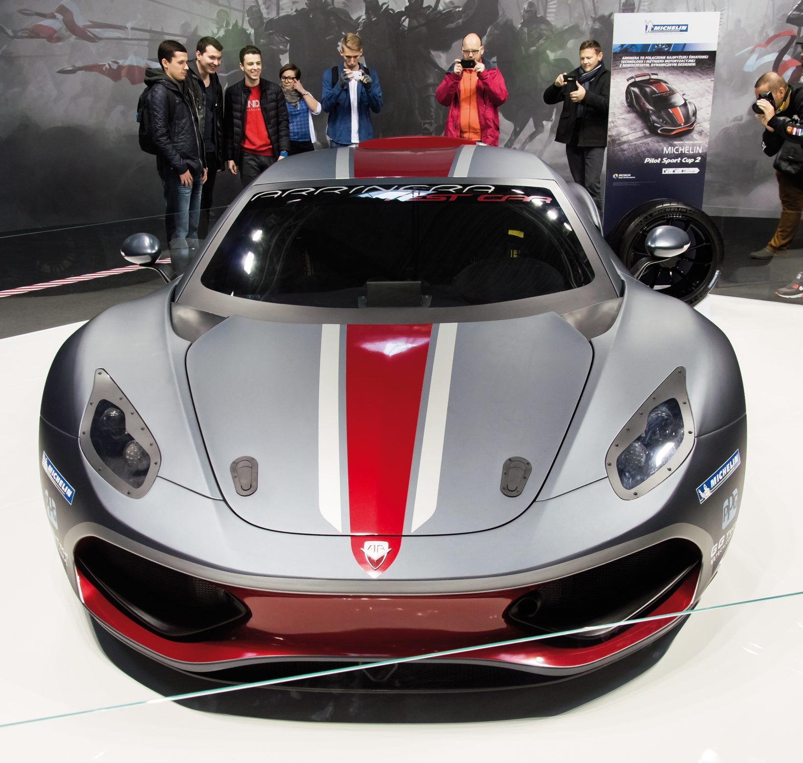 Warsaw Moto Show 2015