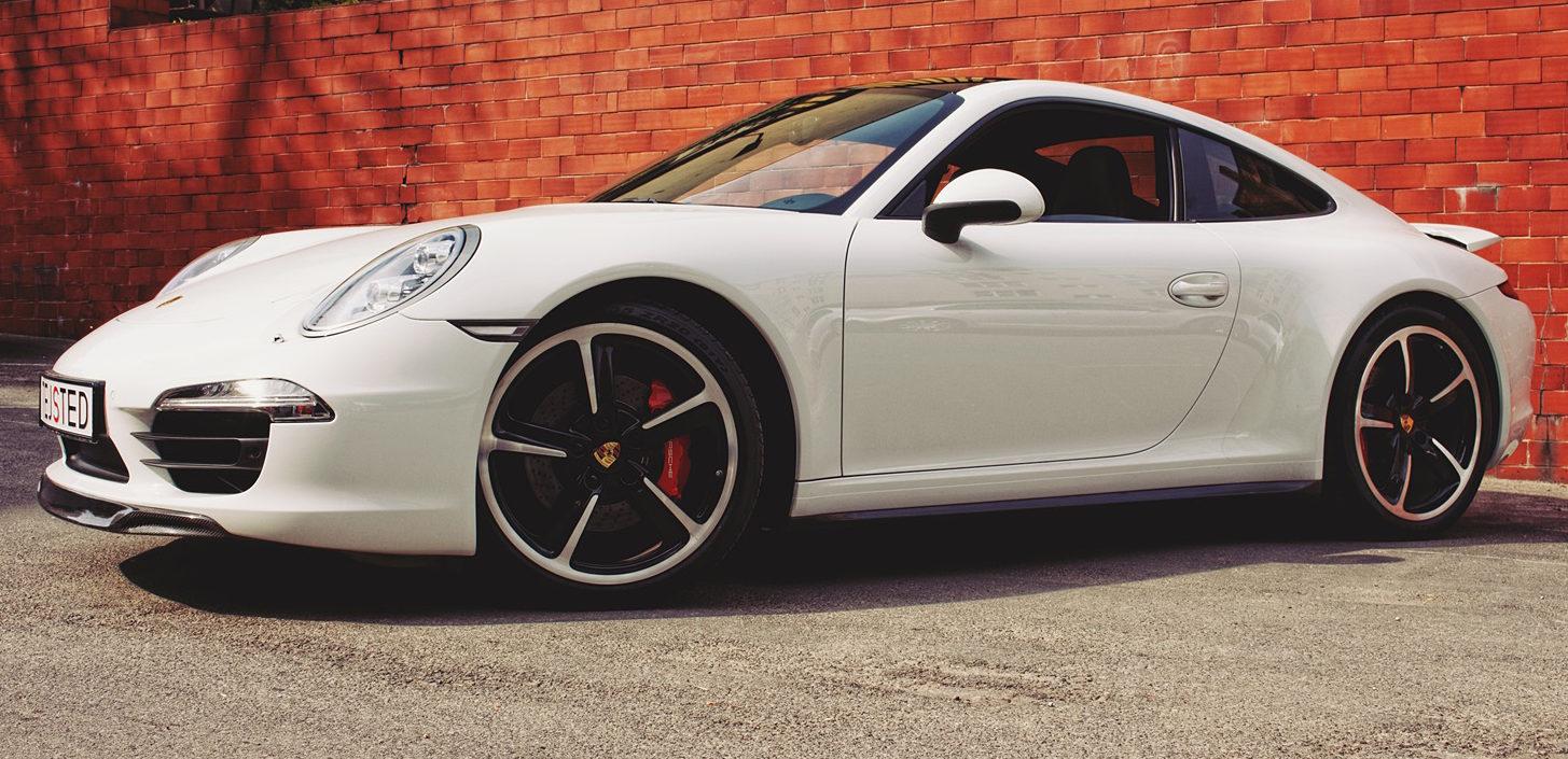 Coco – Porsche 911 4s