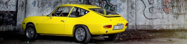 Włoszka – Lancia Fulvia Zagato Sport