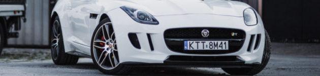 Panicz – Jaguar F-Type R