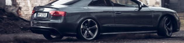 Big Short – Audi RS5