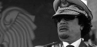 Kaddafi – dyktator i projektant samochodów.
