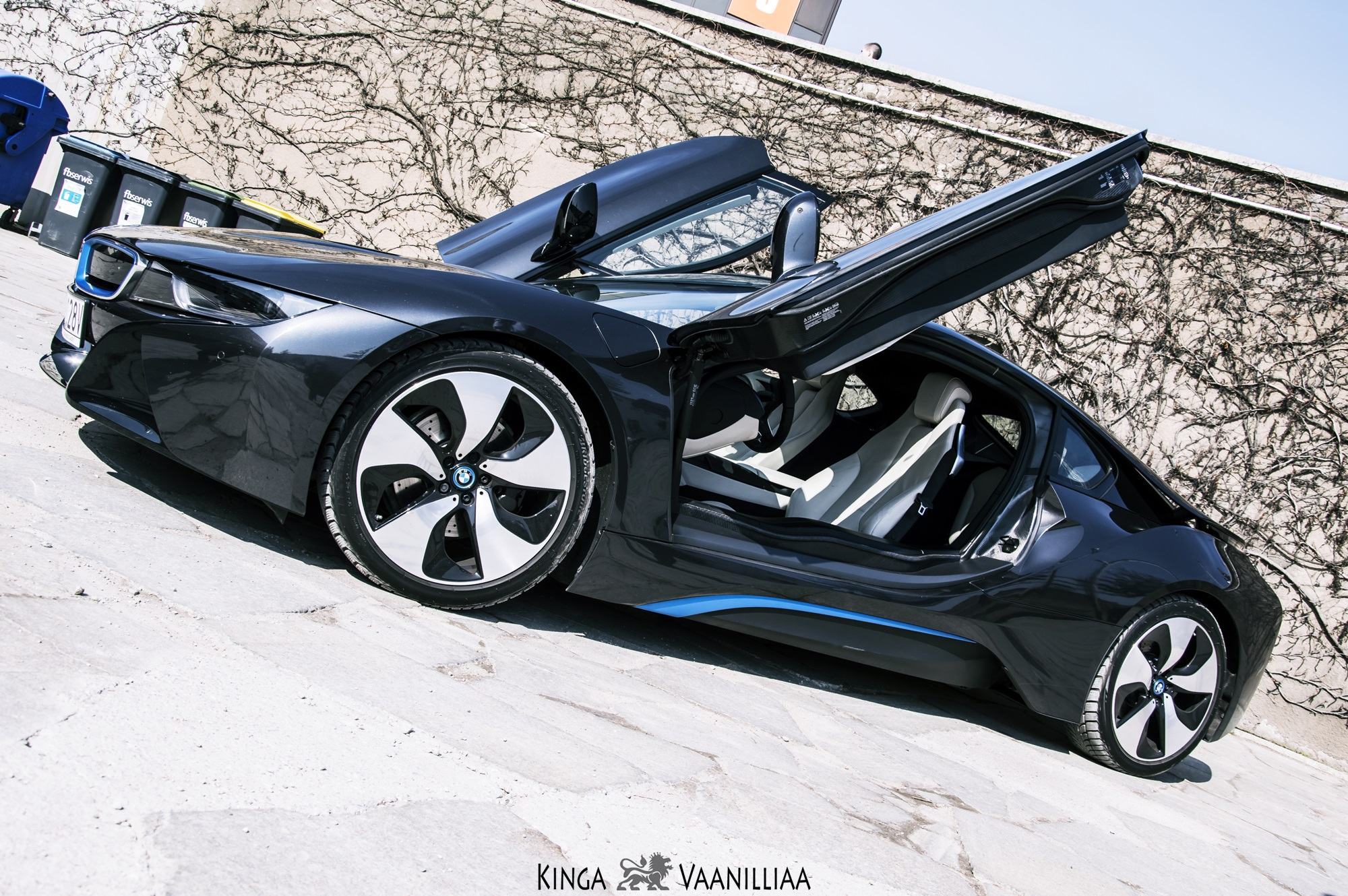 rEwolucja – BMW i8