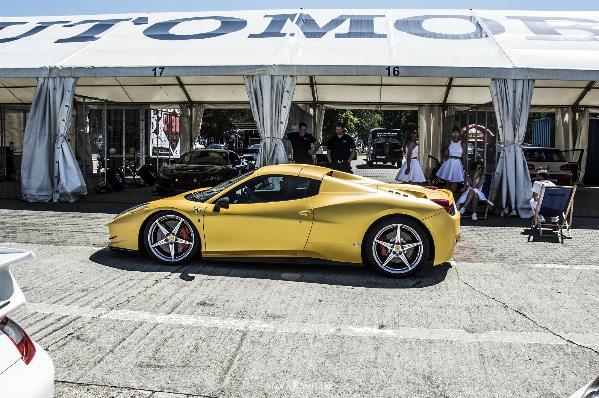 Gran Turismo Polonia – Gran Turismo Expo 2015