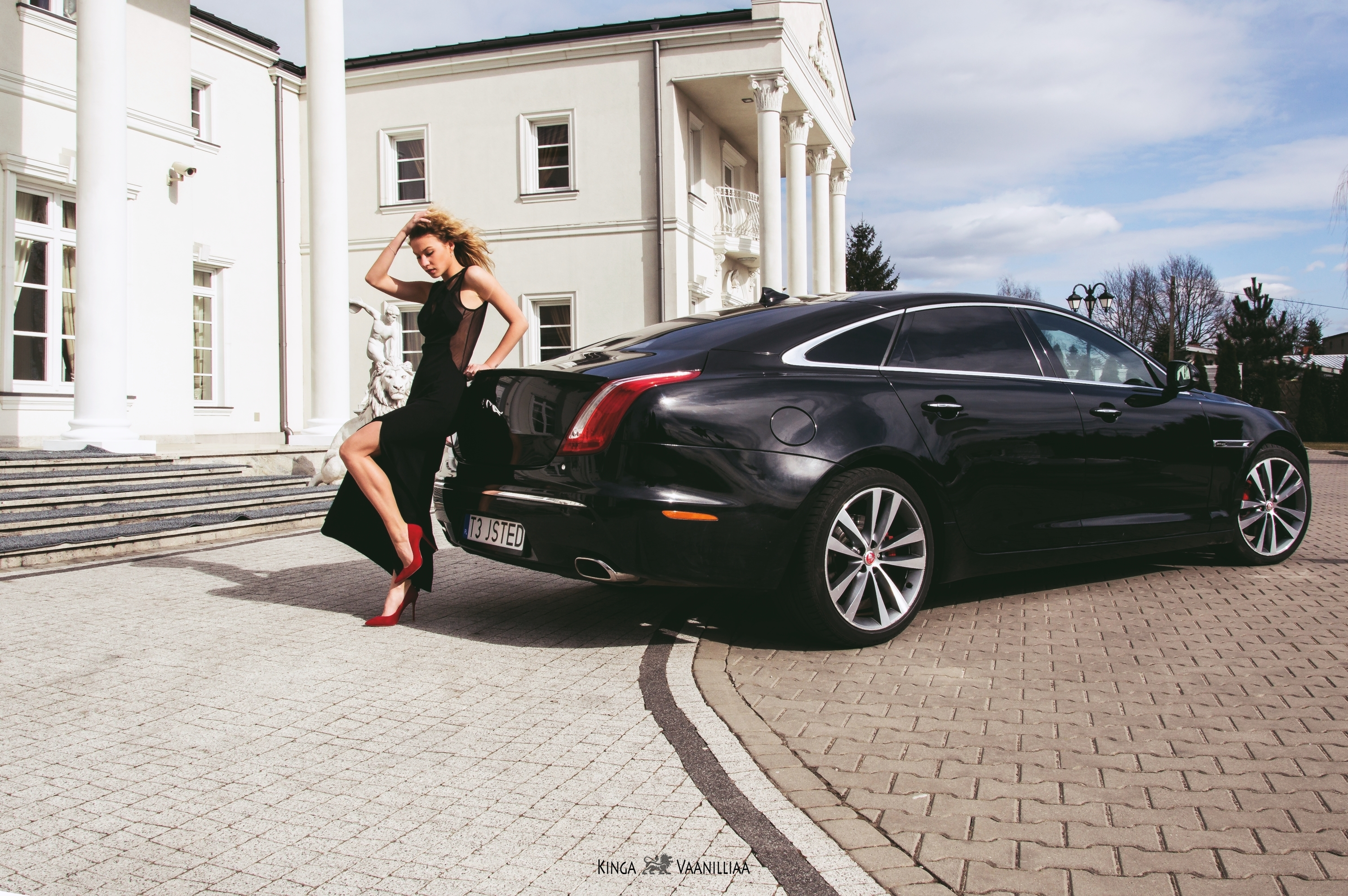 William – Jaguar XJL