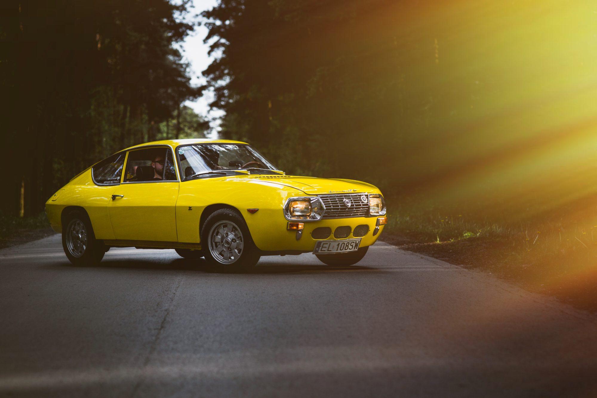 Bella! – Lancia Fulvia Zagato