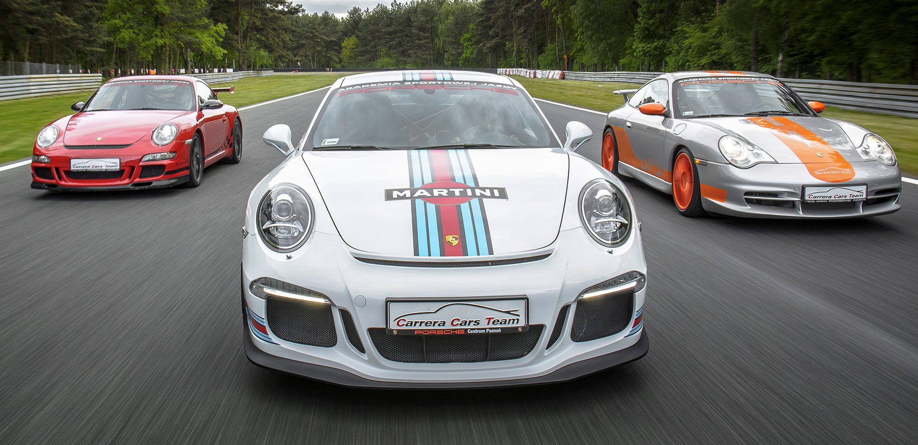 Droga do Porsche – Tor Poznań Track Day
