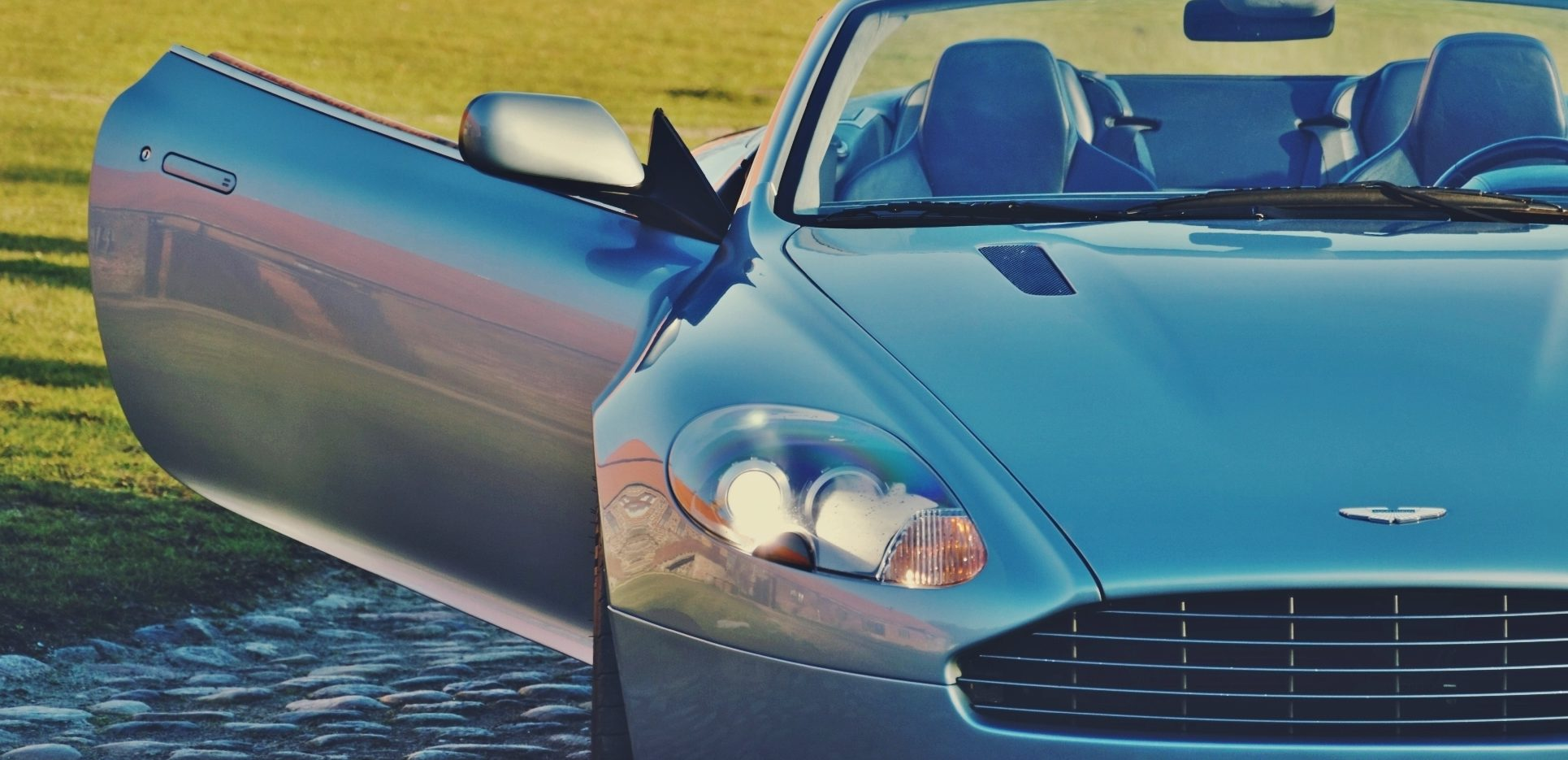 Harry – DB9 Volante