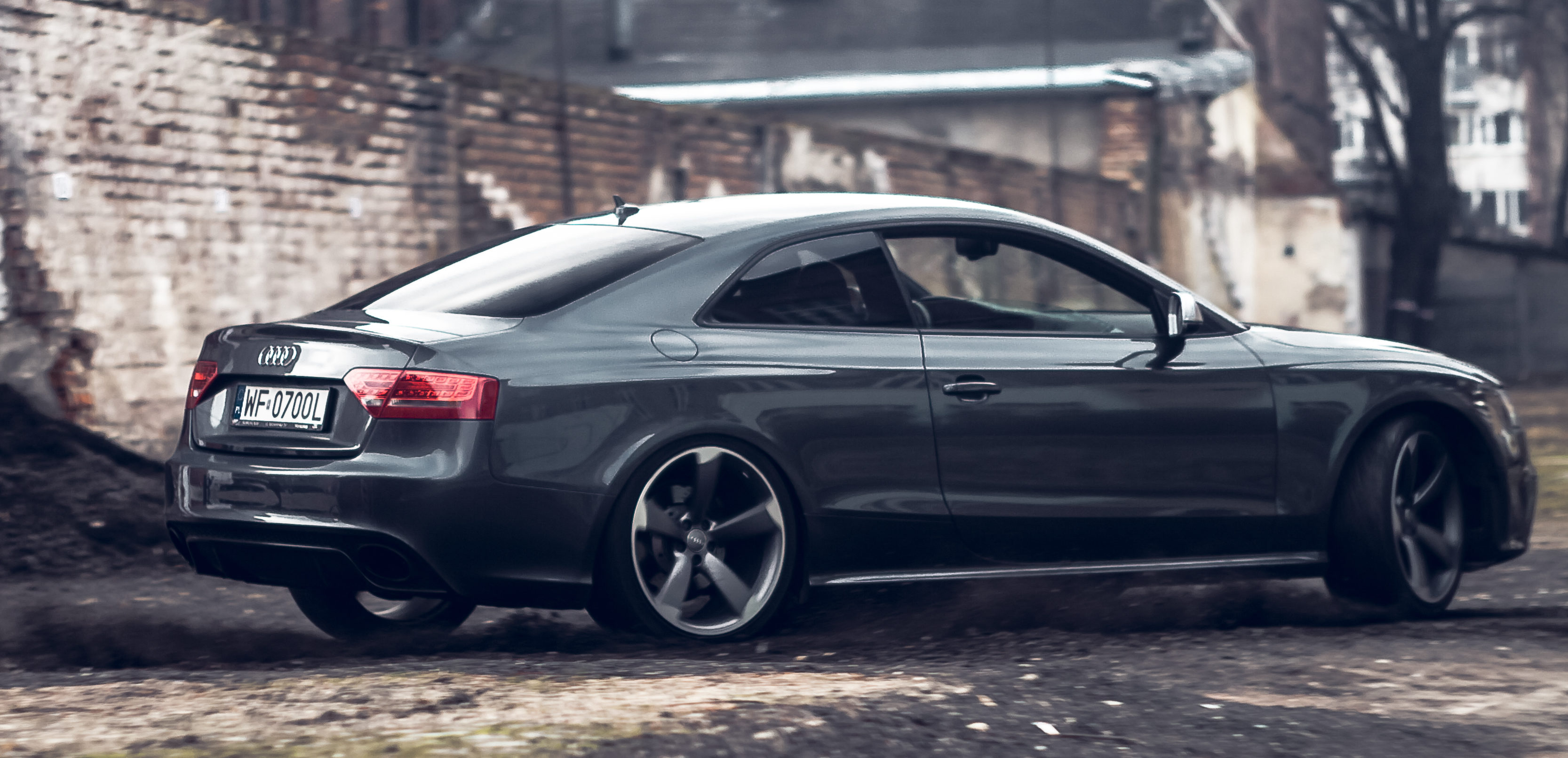 Big Short – Audi RS5