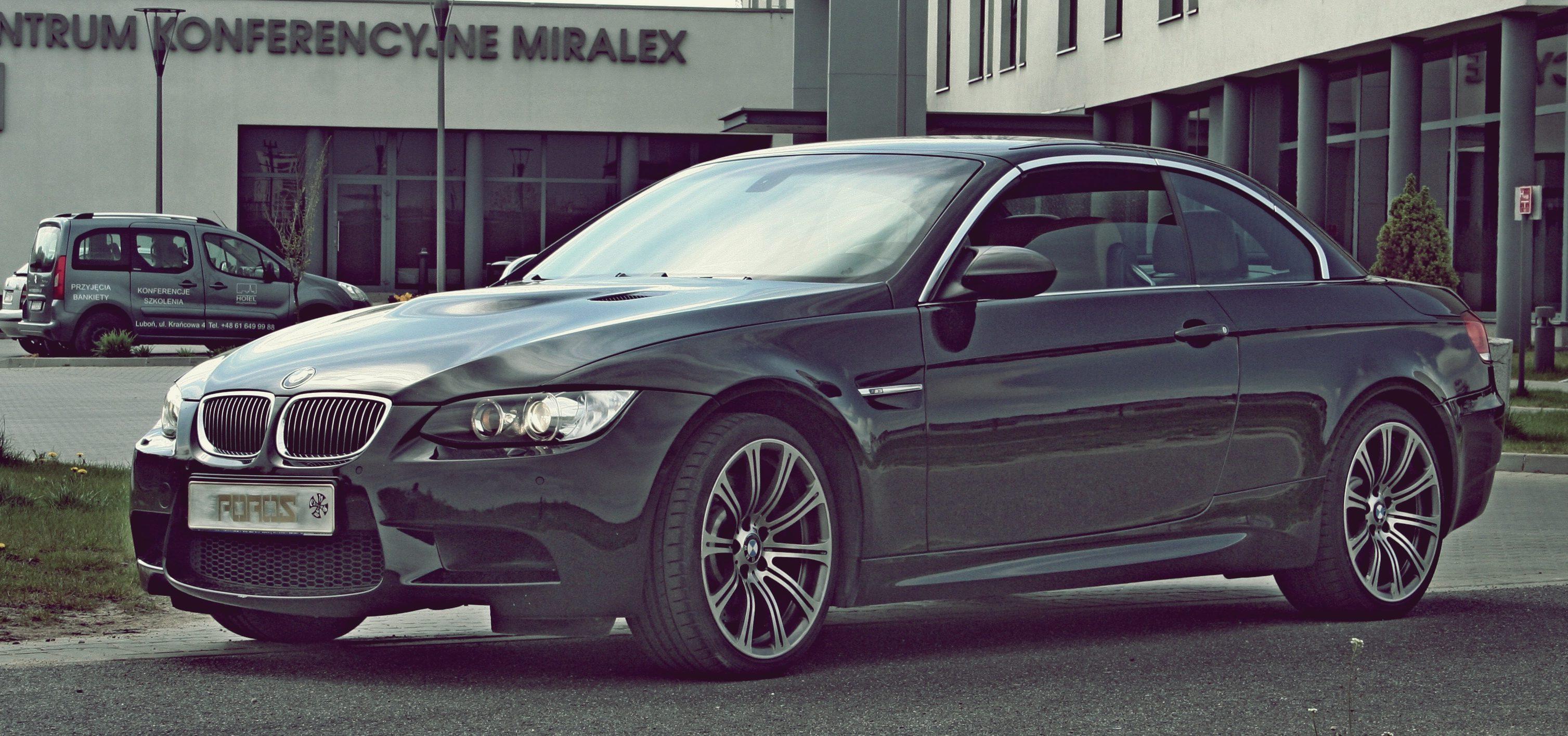 starszy brat – BMW m3