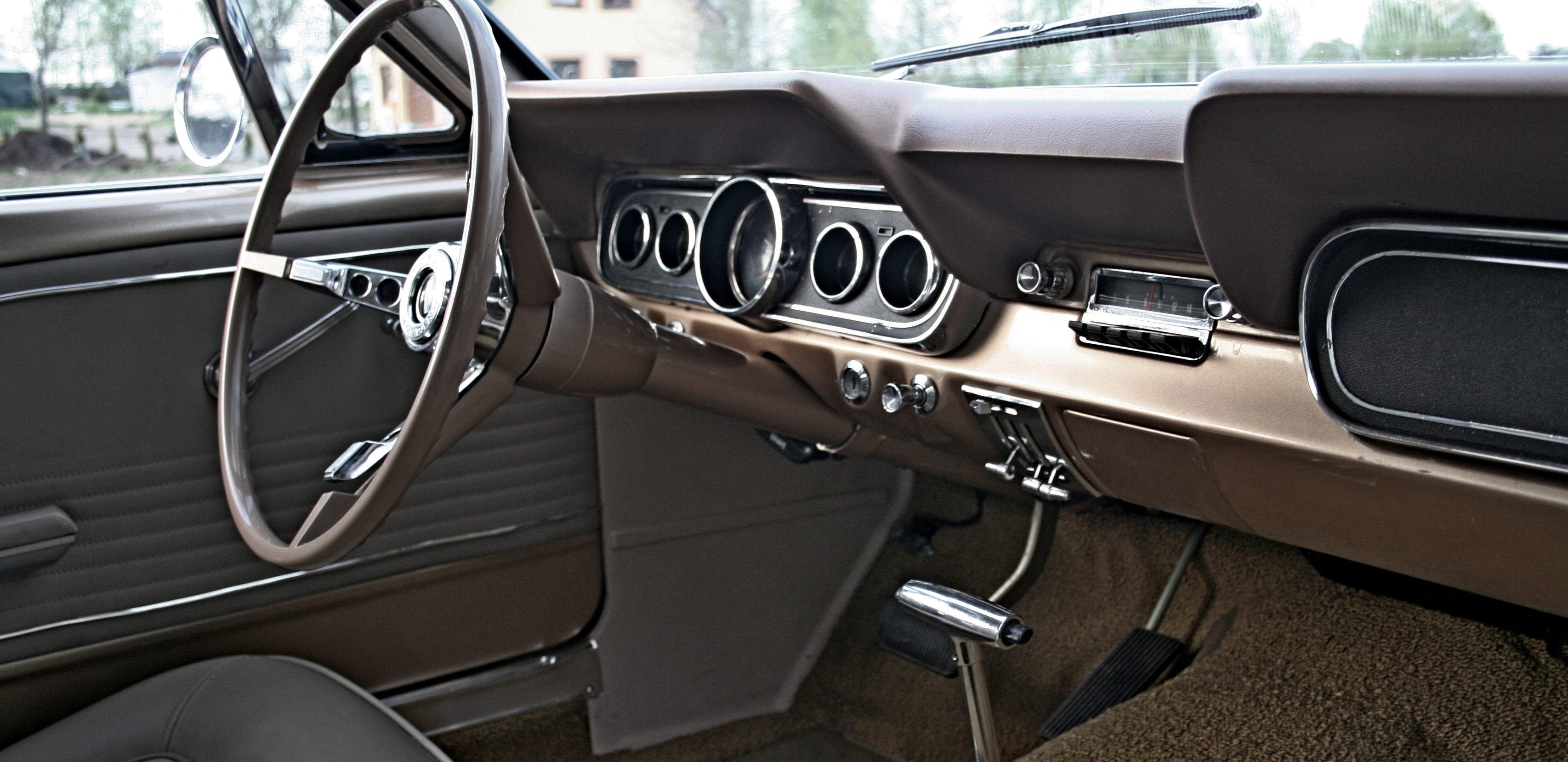 Zapach legendy – Mustang 289