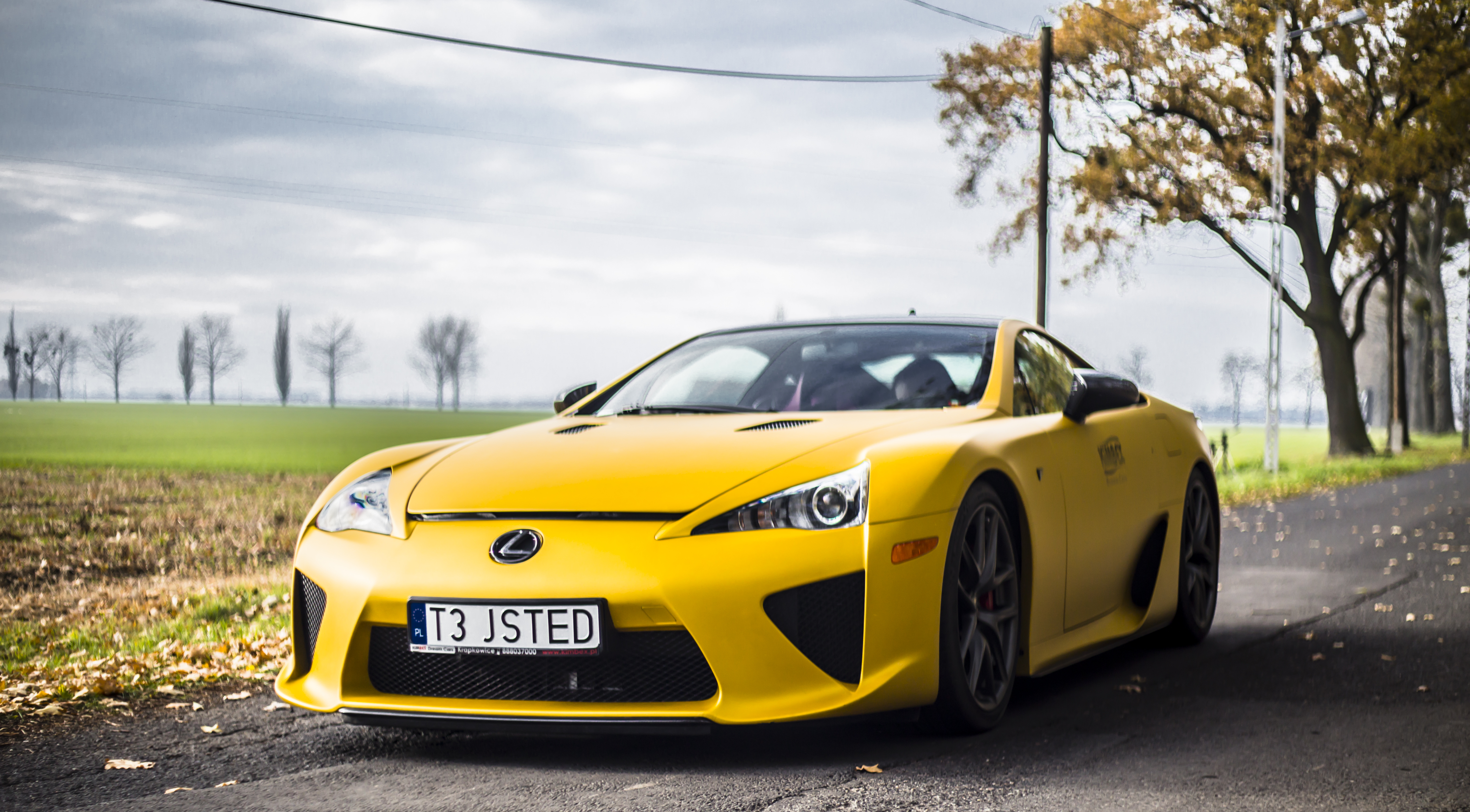 The best car I have ever tested! Lexus LFA review!