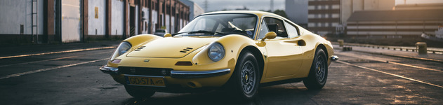 Ferrari Dino – how is it to be a son of a legend?