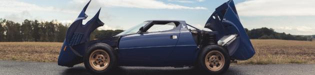 Deus ex Machina – Lancia Stratos Stradale