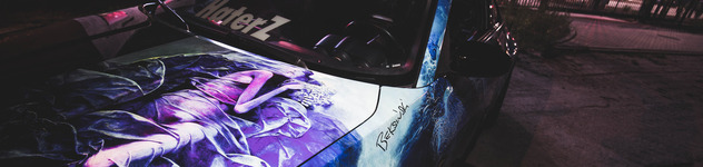 BEKS ART CAR