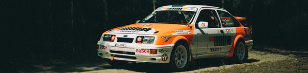 Marian BUBEL Bublewicz: the polish rally artist