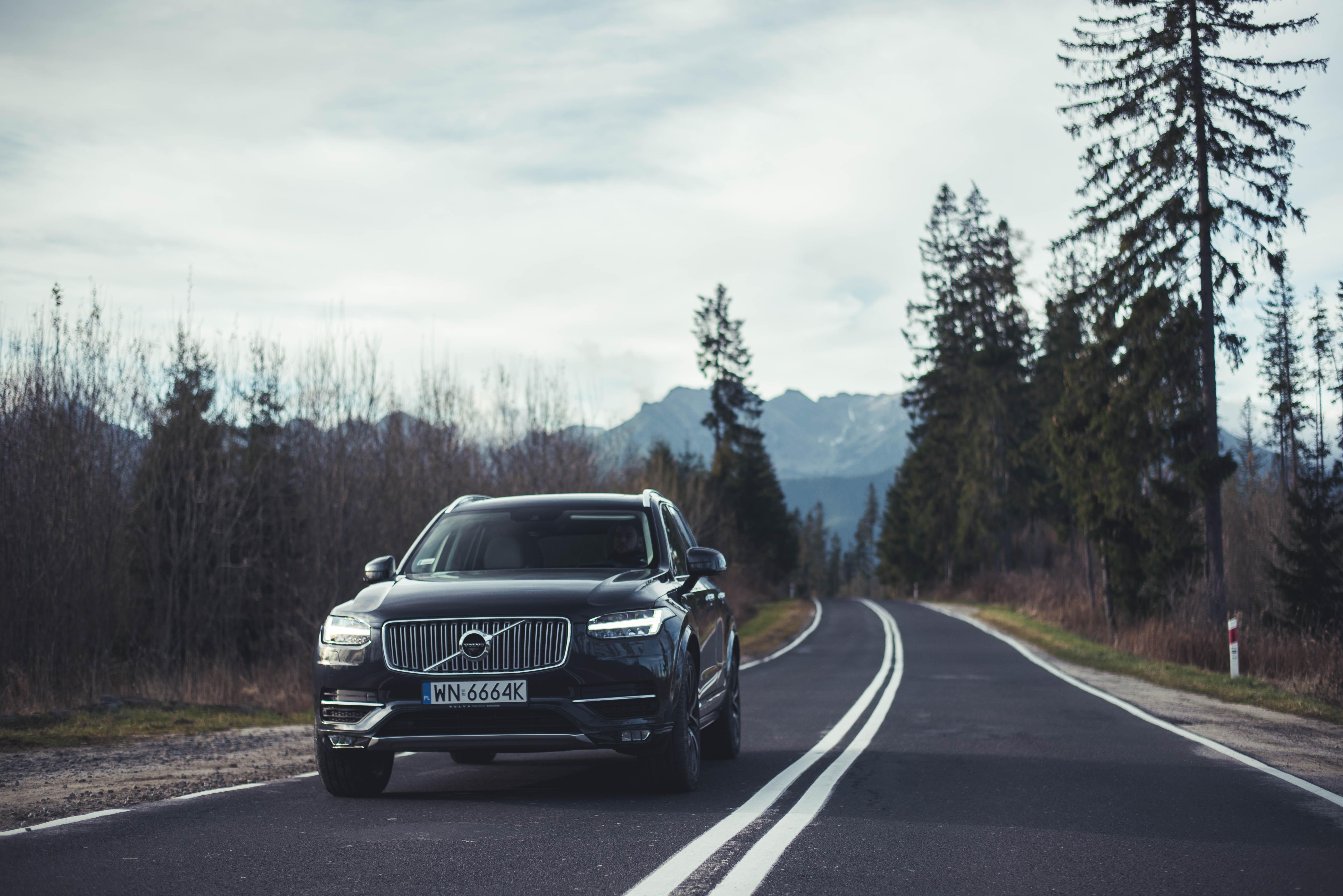 Anatomia drogi – Volvo XC90